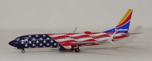 1:400 NG Models Southwest Airlines Boeing B 737-800 N500WR 58110