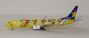 1:400 NG Models Skymark Airlines Boeing B 737-800 JA73AB 58111