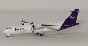 1:400 Gemini Jets FedEx Express / ASL Airlines Ireland Aerospatile / Aeritalia ATR-72 EI-GUL GJFDX1986