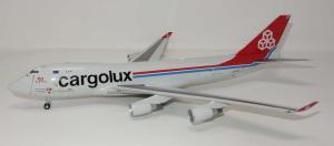 1:200 Gemini Jets Cargolux Boeing B 747-400 LX-NCL G2CLX933