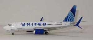 1:200 Gemini Jets United Airlines Boeing B 737-700 N21723 G2UAL1014