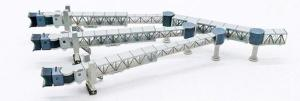 1:400 JC Wings Airport Accessories Aircraft Jetway NA LH4218