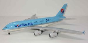 1:200 JC Wings Korean Air Airbus Industries A380-800 HL7614