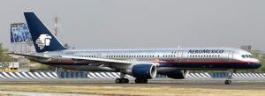 1:200 JC Wings Aeromexico Boeing B 757-200 N301AM LH2330