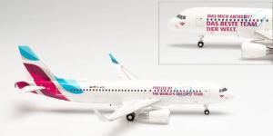 1:200 Herpa Eurowings Airbus Industries A320-200 D-AIZS 571838