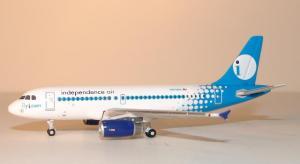 1:400 Gemini Jets Independence Air Airbus Industries A319-100 N803BR GJIDE545