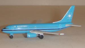 1:500 Herpa Maersk Air Boeing B 737-700 NA 511858